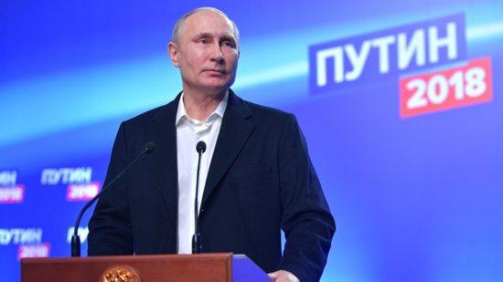 Путин призвал госкомпании в закупках отдавать приоритет российским производителям