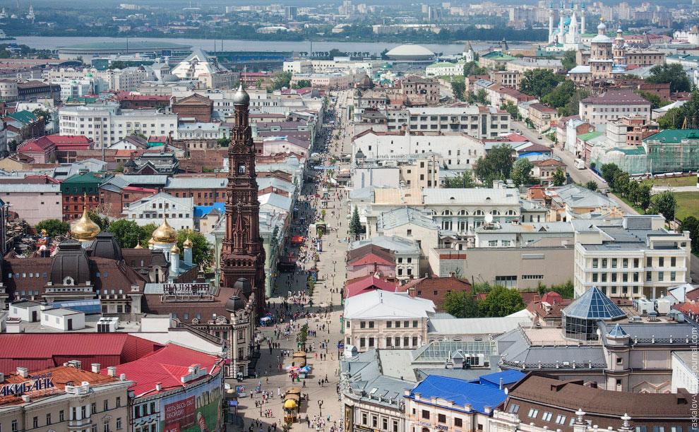 Бюджет Казани получил 4,8 млрд рублей налогов отмалого исреднего бизнеса в2018 году