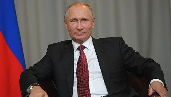 Президент РФ Владимир Путин пригласил французский бизнес принять участие вреализации нацпроектов
