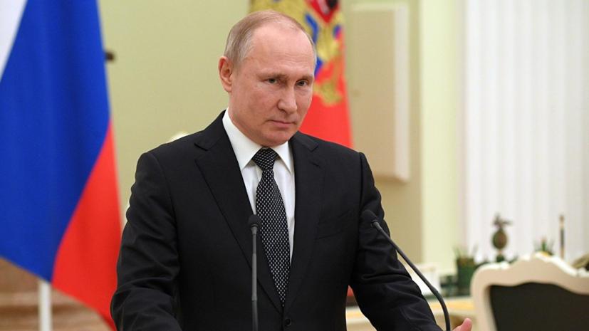 Деньги торопят кнацпроектам. Владимир Путин обсудил проблемы ихреализации