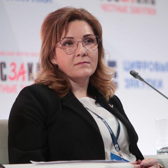 Елена Межевикина