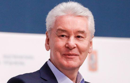 Собянин вручил многодетным московским семьям ордена и медали