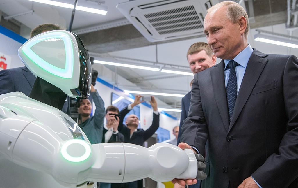 Разработана стратегия развития искусственного интеллекта вРоссии