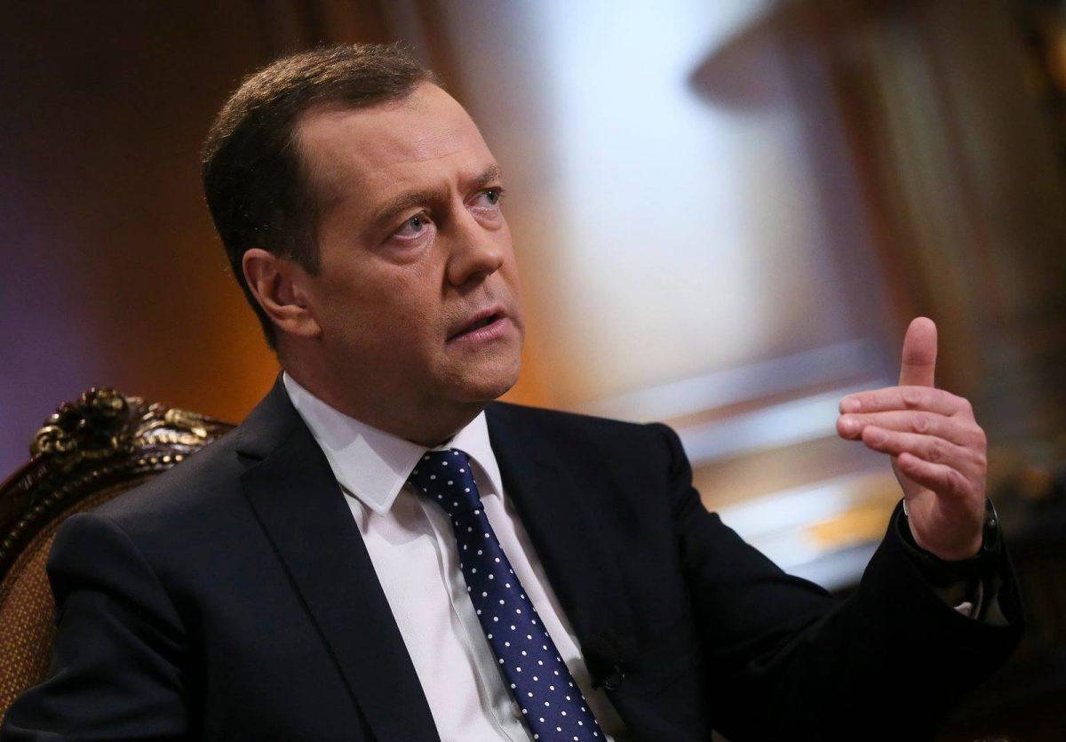 Медведев: суть нацпроектов — вмасштабных инвестициях вразвитие человека