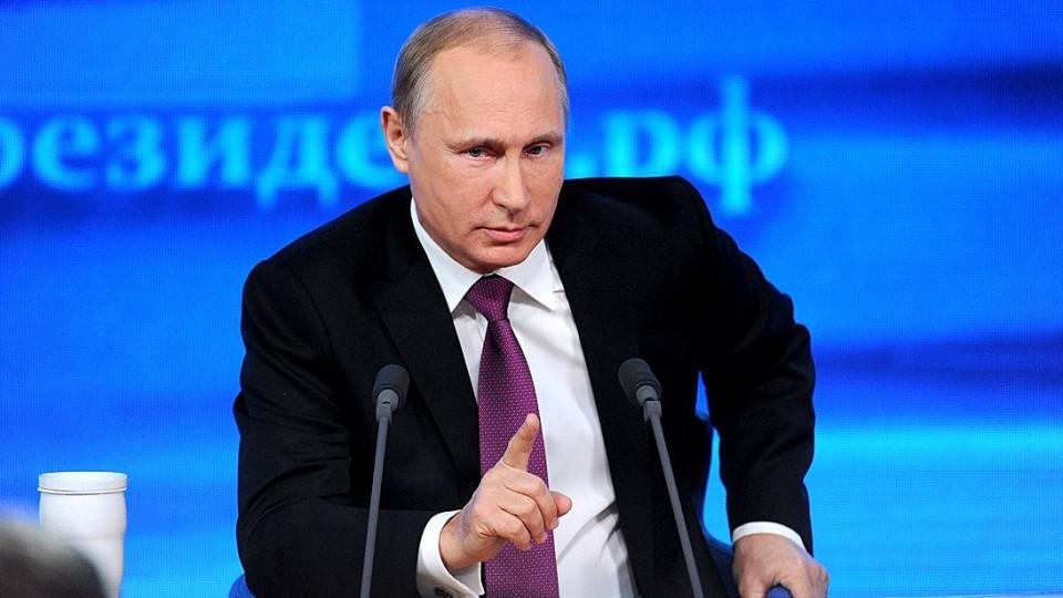 Владимир Путин: власти должны выработать правовую ифинансовую систему социального строительства
