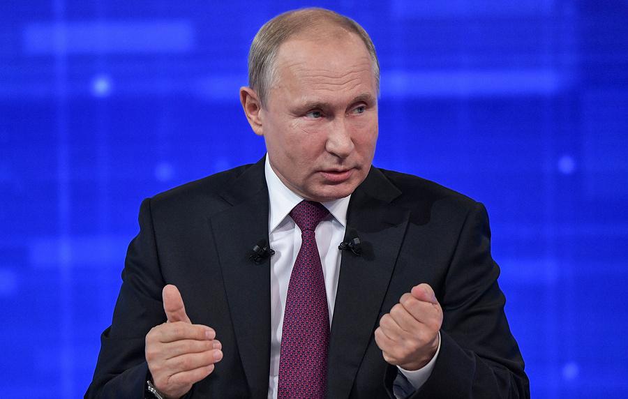 Путин затруднил жизнь «безальтернативных поставщиков» пригосзакупках