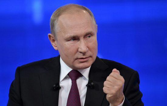 Владимир Путин: нацпроекты должны изменить структуру экономики и поднять уровень жизни