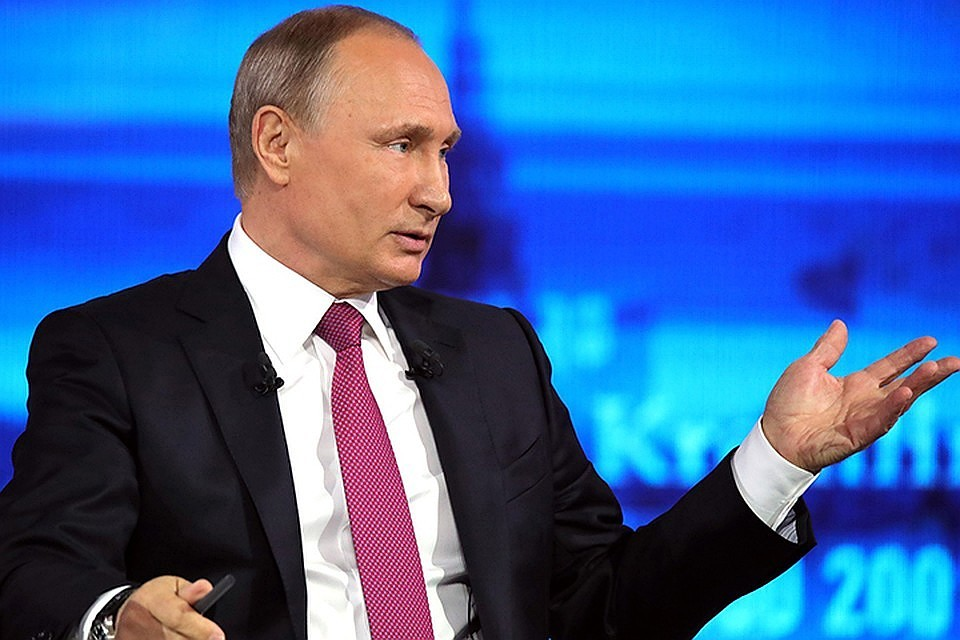 Повышение уровня жизни россиян— главная цель нацпроектов