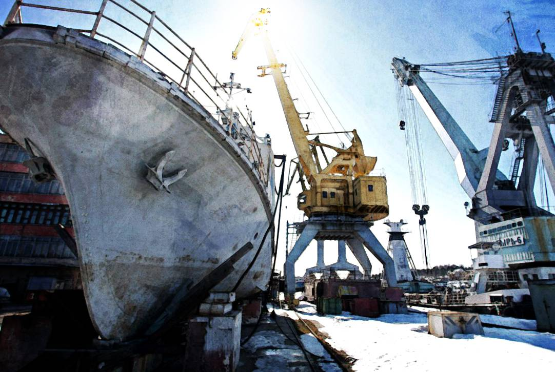 Госкомпании небудут учитывать закупку строительства морских судов прирасчете годового объема закупок уМСП