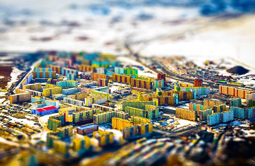 Нановую госпрограмму развития моногородов потратят 57,3 млрд рублей
