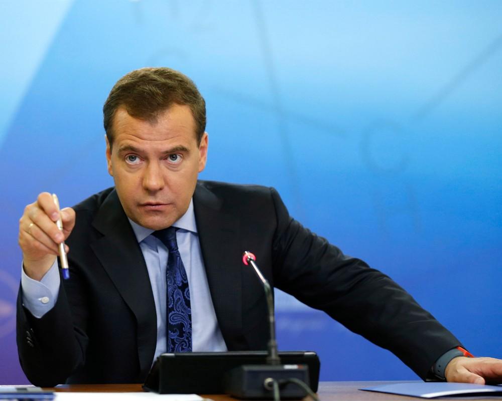 Медведев предложил ввести уголовное наказание заумышленный срыв торгов понациональным проектам