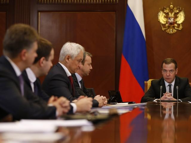 Заседание президиума Совета приПрезиденте РФ постратегическому развитию инациональным проектам