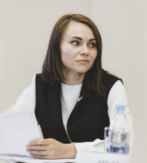 Юлия Оглоблина