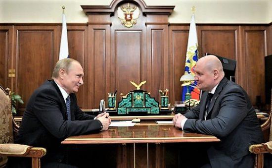 ОНФ в городе русской славы