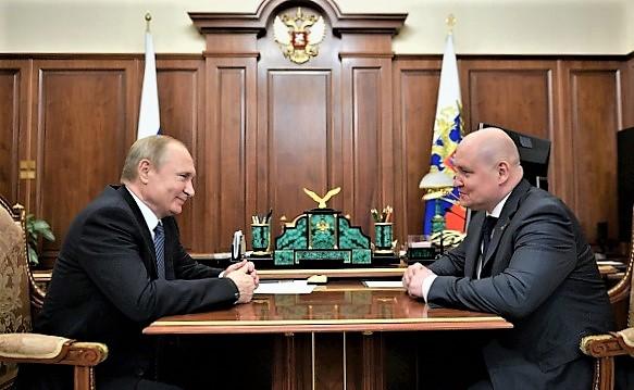 ОНФ вгороде русской славы