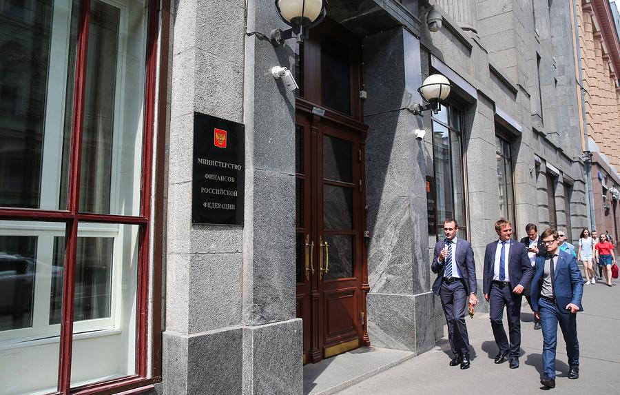 ВМинфине позитивно оценили решение агентства S&P осохранении рейтинга РФ