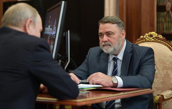 ФАС предлагает объединить нацпроекты с указом о развитии конкуренции в РФ