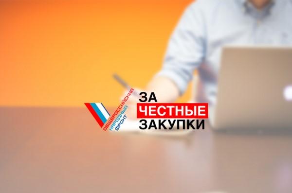 УФАС подтвердил информацию ОНФ осговоре припроведении торгов наблагоустройство Новороссийска