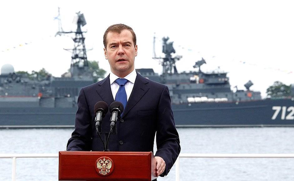 Медведев проведет совещание пореализации нацпроектов вКрыму иСевастополе