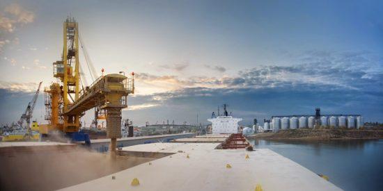 Хаб для экспорта зерна на Ближний Восток планируется создать в Севастополе