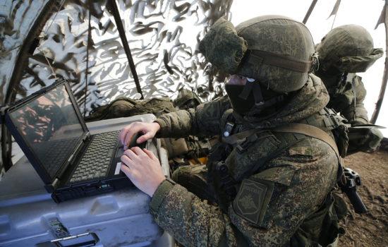 Минобороны тестирует дальнобойный «военный интернет»