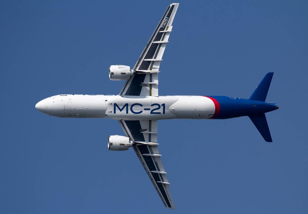 Иркутский авиазавод «заточили» подвыпуск МС-21