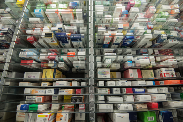 Лекарства впали взависимость отцен