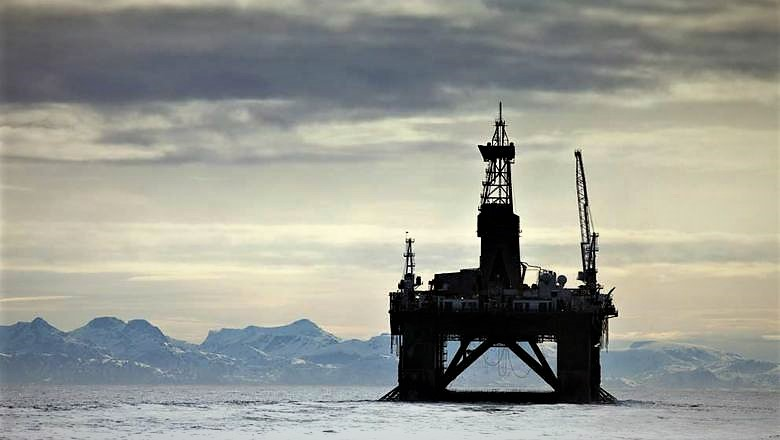Ледяные грабли: наарктический шельф запустят частные компании