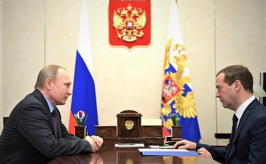 Бюджет России наближайшие три года будет профицитным
