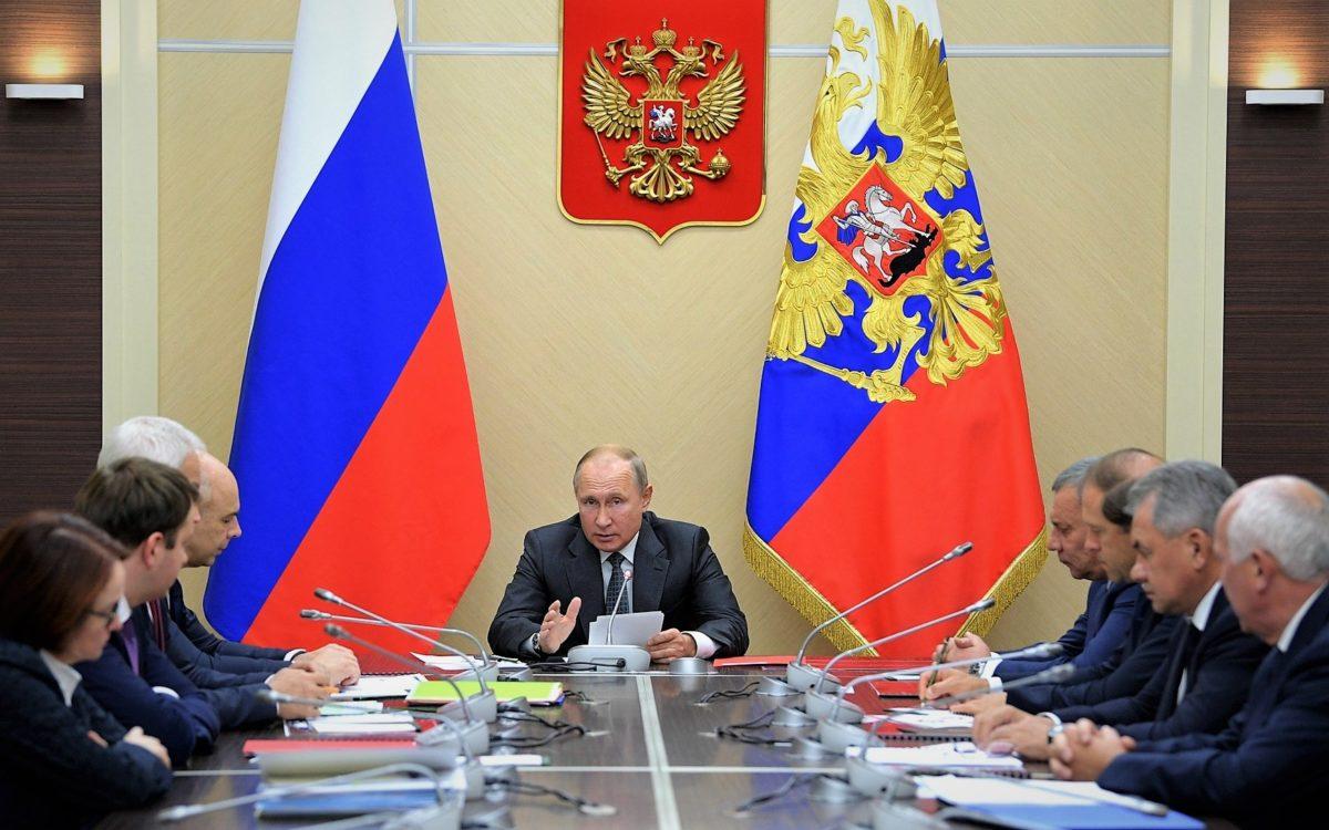 Владимир Путин: «Долговая нагрузка мешает диверсификации ОПК»