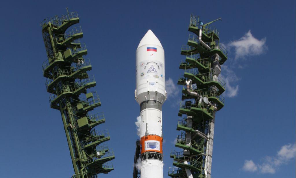 Роскосмос принял вэксплуатацию систему мониторинга ЧС «Канопус-В»