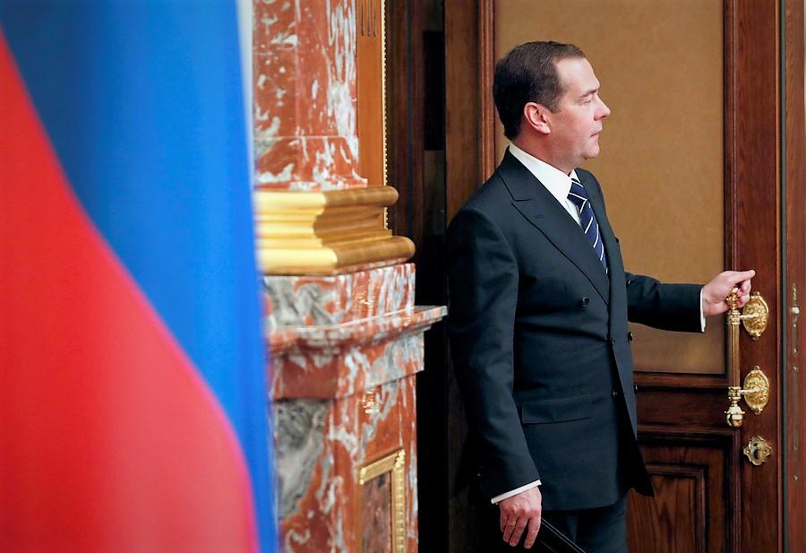 Дмитрий Медведев проведет заседание президиума совета понацпроектам