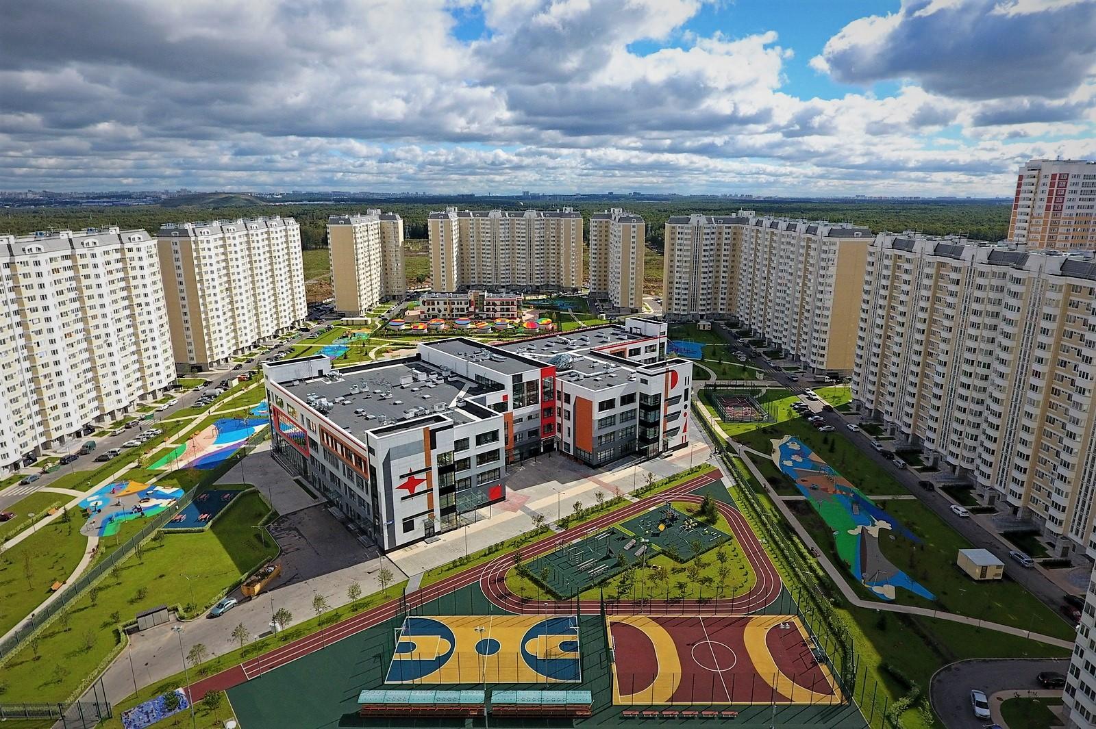 Столичные власти и застройщики объединились, чтобы устранить нехватку соцобъектов в Новой Москве