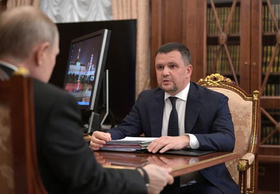 Максим Акимов отчитался Президенту по цифровому нацпроекту