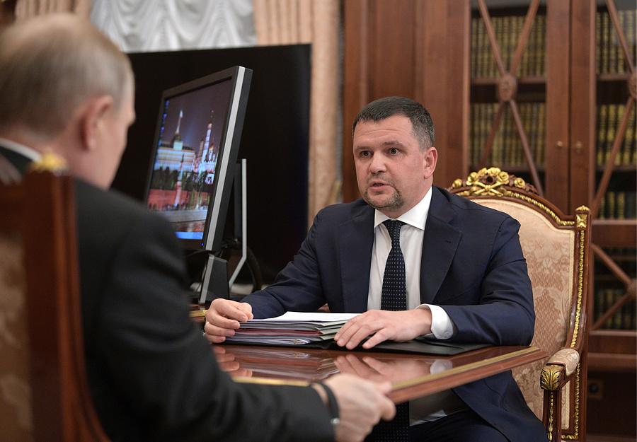 Максим Акимов отчитался Президенту поцифровому нацпроекту