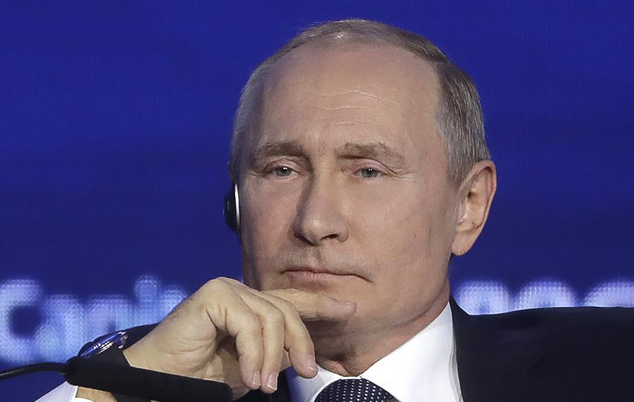 Россия зовет!