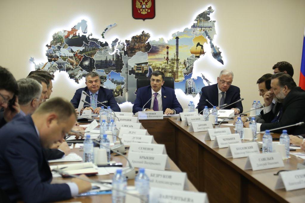 Владимир Гутенев: придать «оборонке» новую динамику!