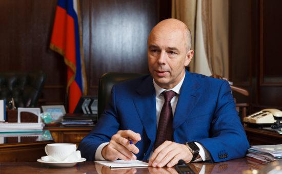 Антон Силуанов: около 100 млрд рублей из средств на нацпроекты перейдет на 2020 год
