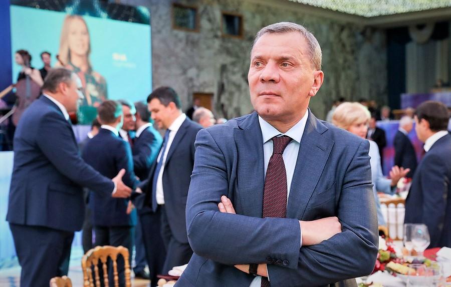 Юрий Борисов: госзакупки понацпроектам уроссийского ОПК могут составить 1,4 трлн рублей