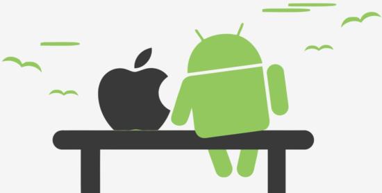 Минкомсвязь вносит запрет на iOS и Android