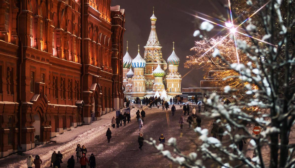 Курс наулучшение позиций российской столицы