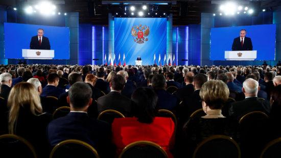 Владимир Путин: Россия – это все мы вместе