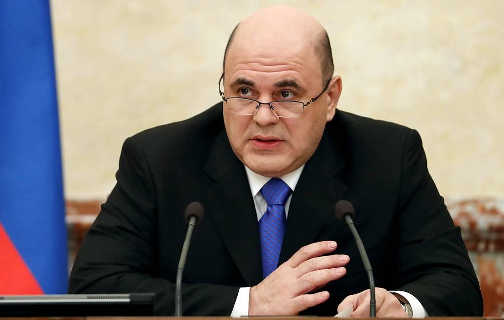 Мишустин поручил подготовить поправки взакон огосзакупках дляисполнения нацпроектов