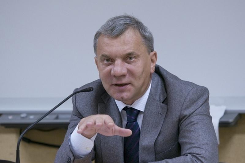 Брифинг Юрия Борисова позавершении совещания оразвитии электронной промышленности