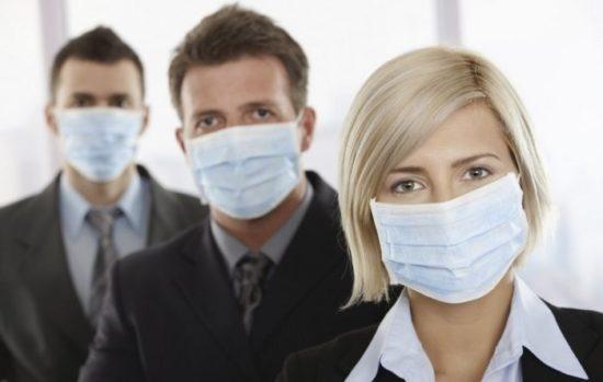 Вирус-мажорные обстоятельства