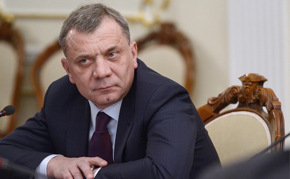Борисов считает, чтороссийский рынок нужно закрепить заотечественным производителем