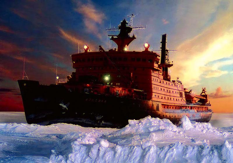 Оборудование дляледокола ВМФ получит импортную начинку несмотря наналичие российского аналога
