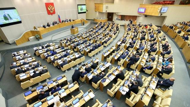 Депутаты сразу втрех чтениях рассмотрят «антивирусный» пакет законопроектов