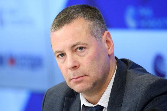 COVID-19: Михаил Евраев дал видео разъяснение по закупкам и проверкам ФАС России