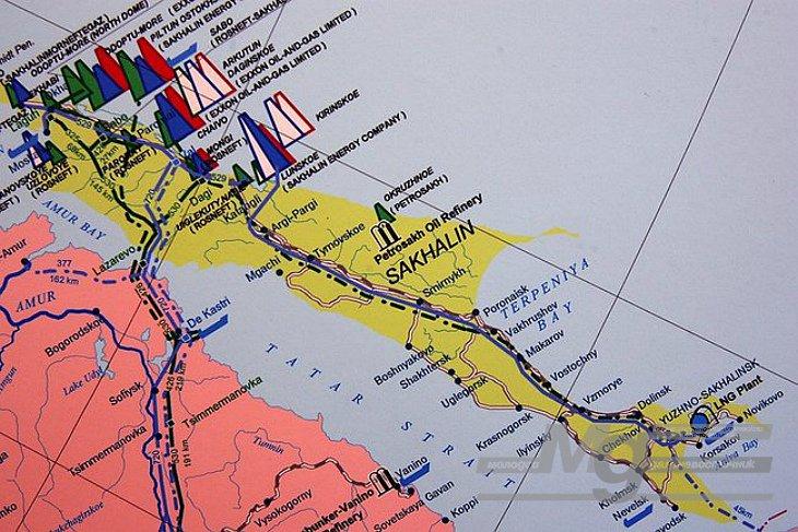 Пропускная способность ж/д дороги спереходом доСахалина может составить 9,2 млн тонн